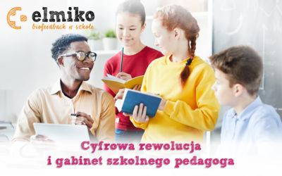 Cyfrowa rewolucja i gabinet szkolnego pedagoga